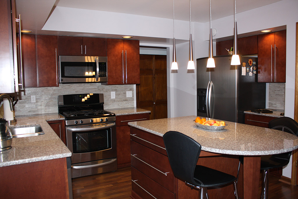 Kitchens by premier kitchen remodeling gallery for Kitchen and bath design