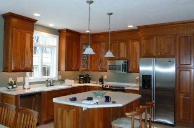 Kitchen remodeling gallery kitchens by premier for Kitchen design rochester ny