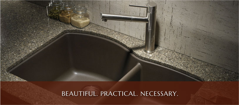 plumbing, exceptionally stylish sinks and faucets